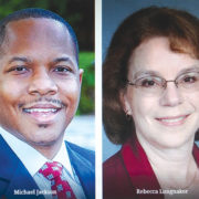 Jackson, Longnaker vying for $130K-a-year treasurer's post