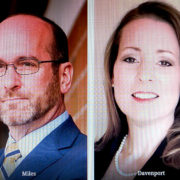 Davenport, Miles vying for commonwealth's attorney