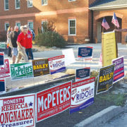 Chesterfield stays red as Virginia turns blue