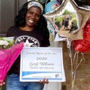 Chesterfield's school nurses honored with prestigious awards