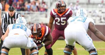 Rayshard Ashby (VA TECH ATHLETICS