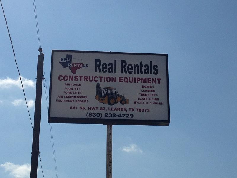 Real Rentals