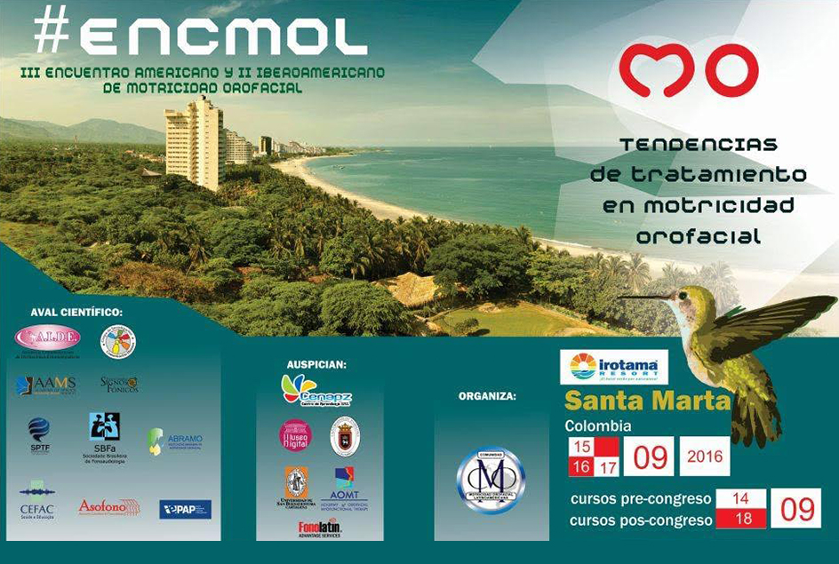 3rd Latin American 2nd Iberian-American Myofunctional Therapy Conference