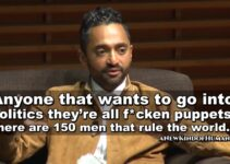 facebook executive quote 150 men rule world