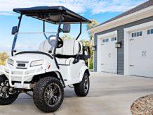 golf cart Snowstorm limited edition onward