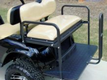 We stock and sell Golf cart rear seat kits