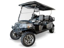Golf carts for sale - 6 passenger onward from club car