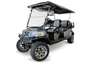 We sell six seater golf carts in Peachtree City