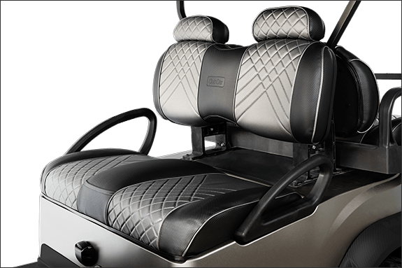 Golf cart standard and custom seats for sale in Peachtree City