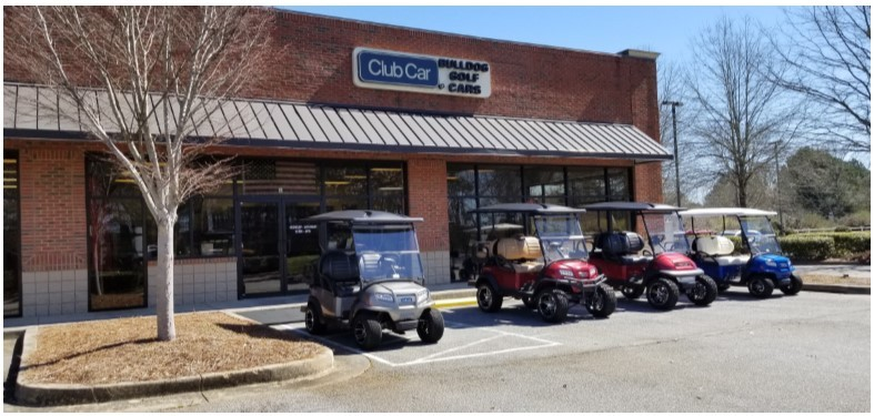 New and used golf cart for sale