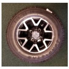 Atlas wheels (additional $500)