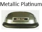 Metallic Platimum