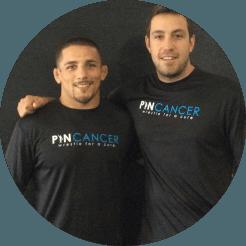 frank molinaro wrestling pin cancer
