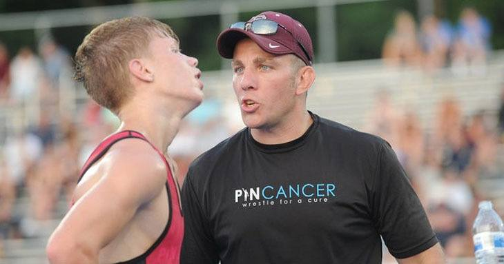 pburg pin cancer wreslting nj
