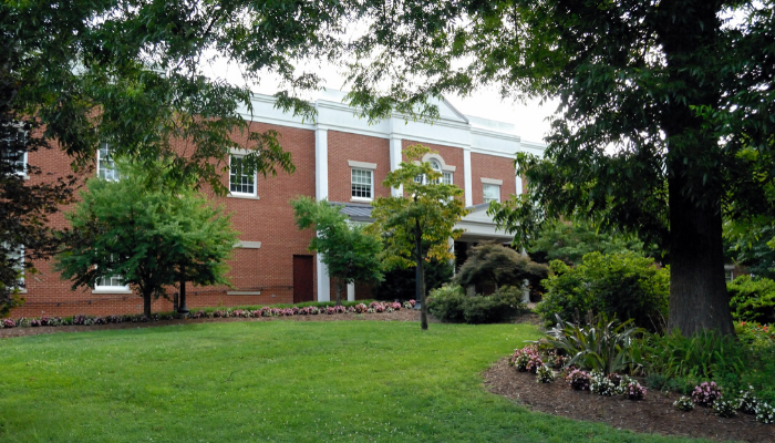 Photo of Bedford Central Library