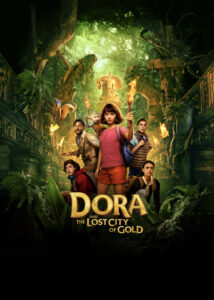 Family Movie Matinee: Dora and the Lost City of Gold @ Bedford Central Library