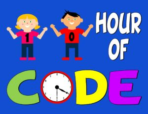 Hour of Code @ Forest Library