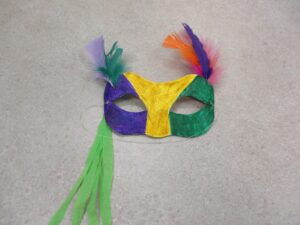 Family Fun Night: Mardi Gras Party Edition @ Moneta/SML Library