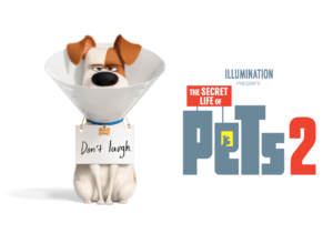 Family Movie Matinee: The Secret Life of Pets 2 @ Bedford Central Library
