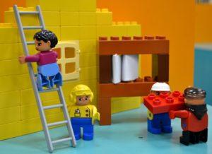 Lego® Building Contest @ Montvale Library