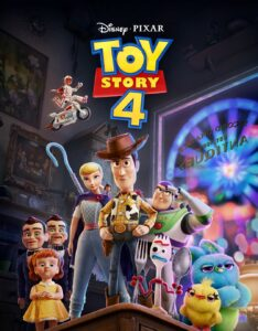 Thursday Theater: Toy Story 4 @ Big Island Library
