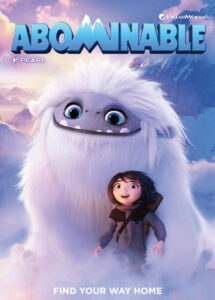 Abominable DVD Cover