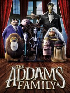 Family Movie Matinee: The Addams Family @ Bedford Central Library