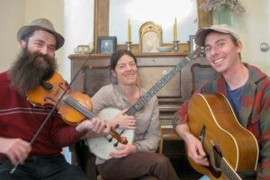 Friends of the Bedford Public Library Concert: The Corn Potato String Band @ Bedford Central Library