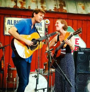 Friends of the Bedford Public Library Concert: The Honey Dewdrops @ Bedford Central Library