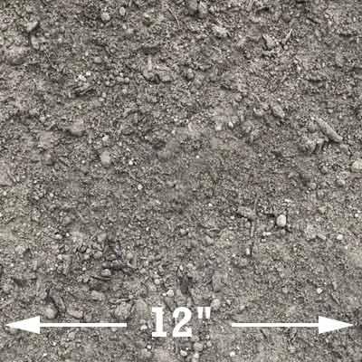 Enriched soil
