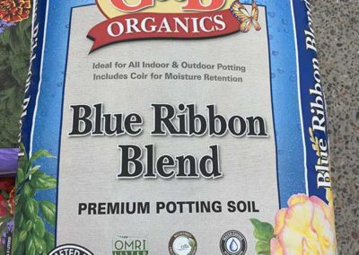 Organic Blue Ribbon Blend Premium Potting Soil