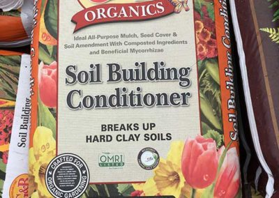 Organic Soil Building Conditioner