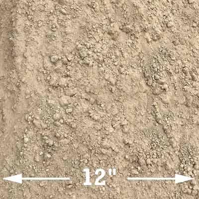 Plain dirt