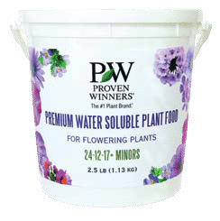 proven winners plant food