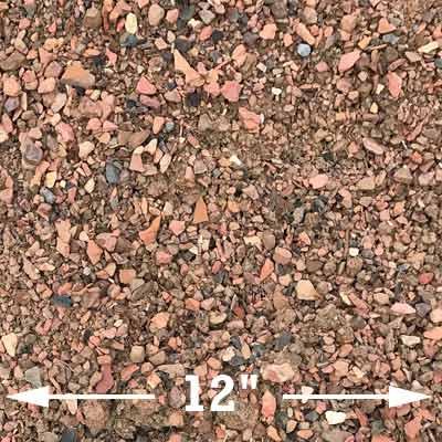 Salmon chip gravel
