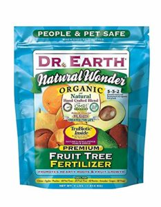 Dr. Earth Fruit Tree Fertilizer