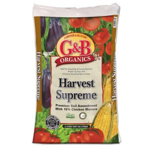 G&B Organics Harvest Supreme Premium Soil Amendment