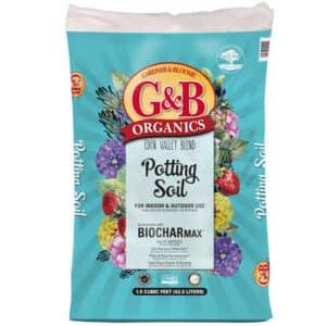 G&B Organics Eden Valley Blend Potting Soil with BIOCHARmax