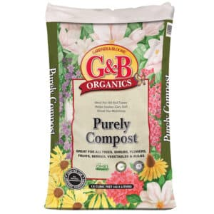 G&B Organics Purely Compost