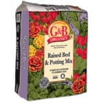 G&B Organics Raised Bed & Potting Mix