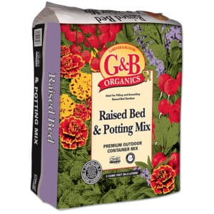 G&B Organics Raised Bed & Potting Mix