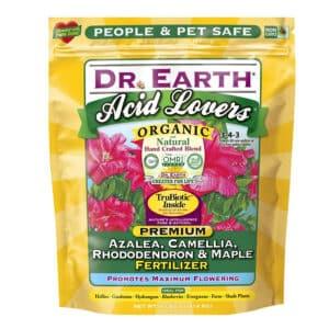 Dr. Earth Acid Lovers Organic Fertilizer