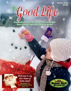 Good Life Holiday 2020 Cover