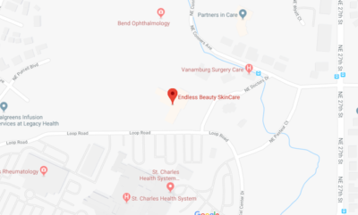 Endless Beauty SkinCare Google Maps