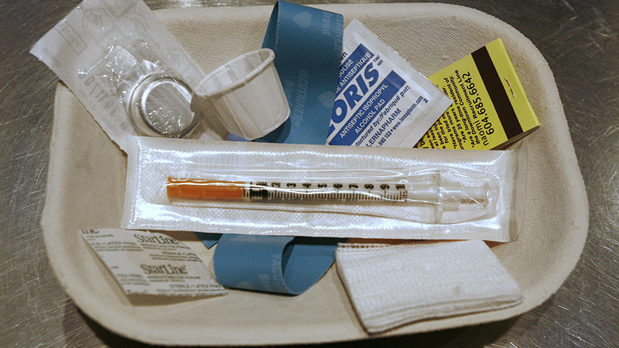 Safe Injection Sites in Philadelphia