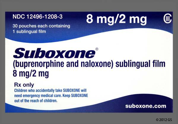 Suboxone Maintenance