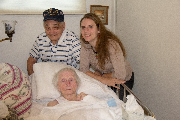 07.10 - time with grandma and grandpa