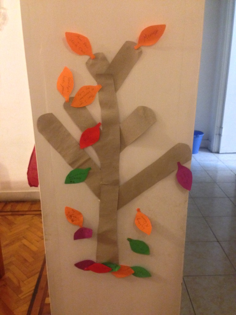 11.06-Thanksgiving Tree