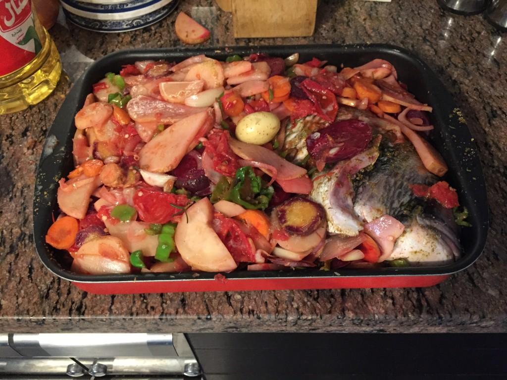 11.21-Fish bake feast
