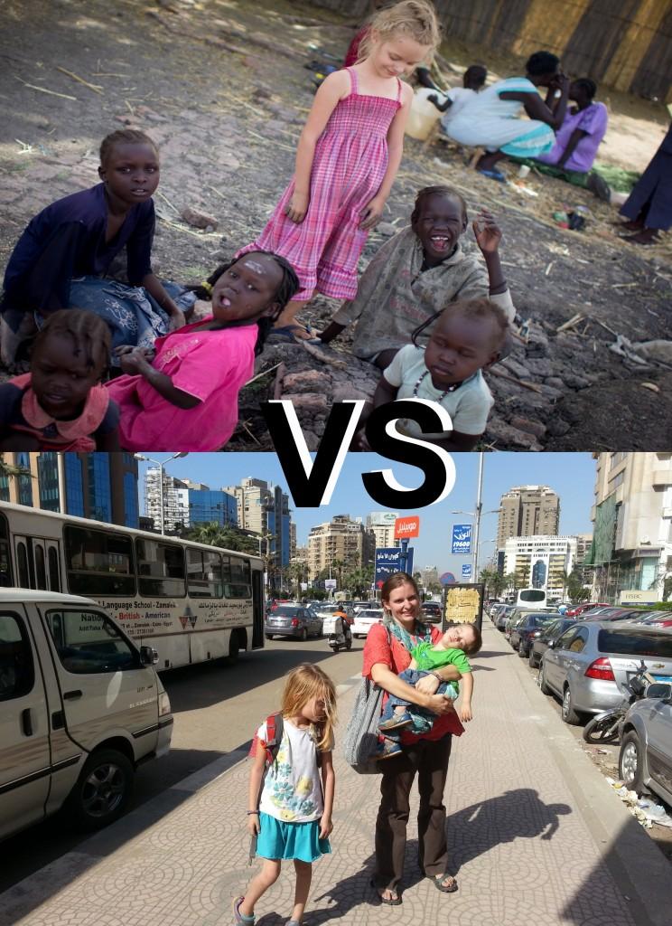 city vs country